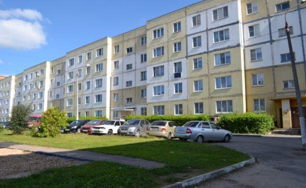 2-х к.квартира улучшенной планировки в центре Волоколамска (2 этаж)